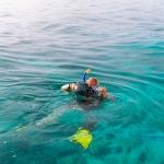 Underwater photographer Jesper Anhede from Sweden, undervattensfotograf