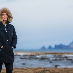 Portrait of Lina Skandevall - Editor-in-chief for GoTraveling Magazine