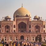 Humayun's tomb, New-Delhi, India, Asia