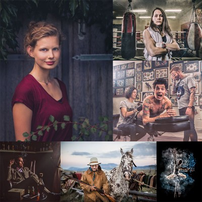 Swedish Championship in Portrait Photography 2016