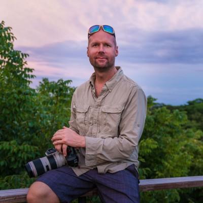Sweden based travel photographer Jesper Anhede in Nicaragua