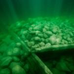 undervattensfoto undervattensvideo arkeologisk dokumentation under vatten krabben hjo vattern