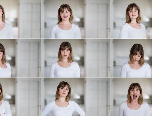 Actor portrait – Caisa