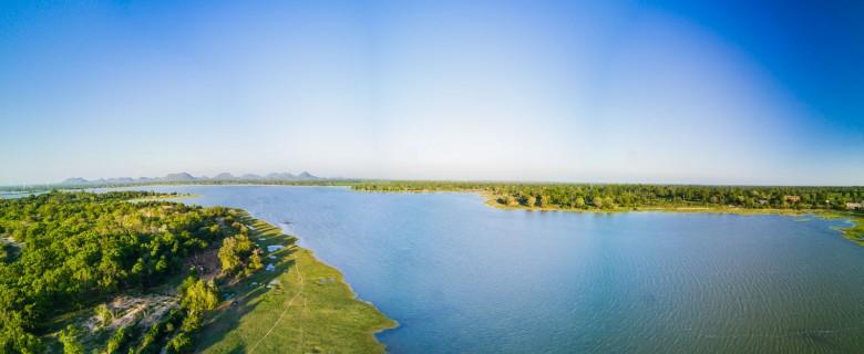 Wirawila Lake - Saraii Village, Yala, Sri Lanka