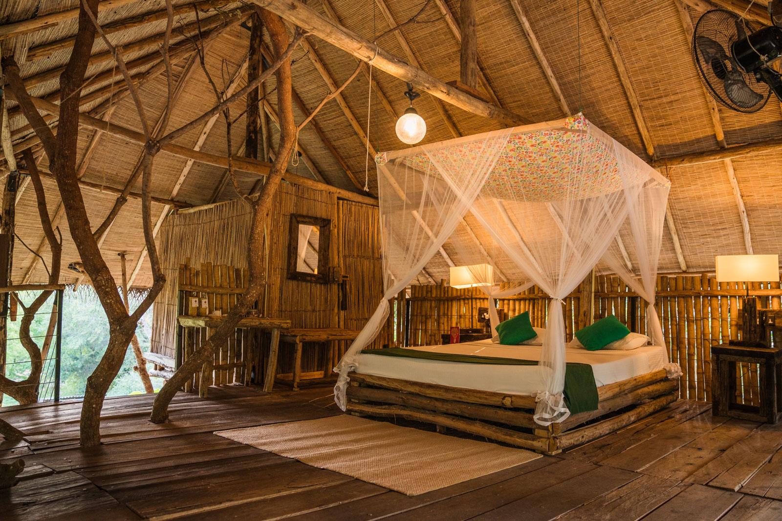 Saraii Village Eco Lodge With Mud Chalets Amp Tree Houses