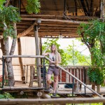 Tree House, Eco hotel, Saraii Village, Yala, Sri Lanka