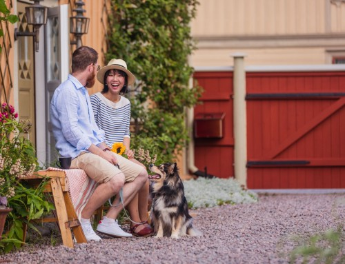 Cover photo sessions – Hjo Tourism Magazine, Sweden