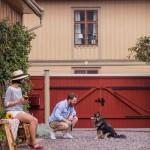 Cover photo - Hjo tourism magazine, Sweden