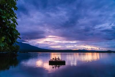 private-floating-dinner-jicaro-island-nicaragua-ecolodge-luxury-hotel