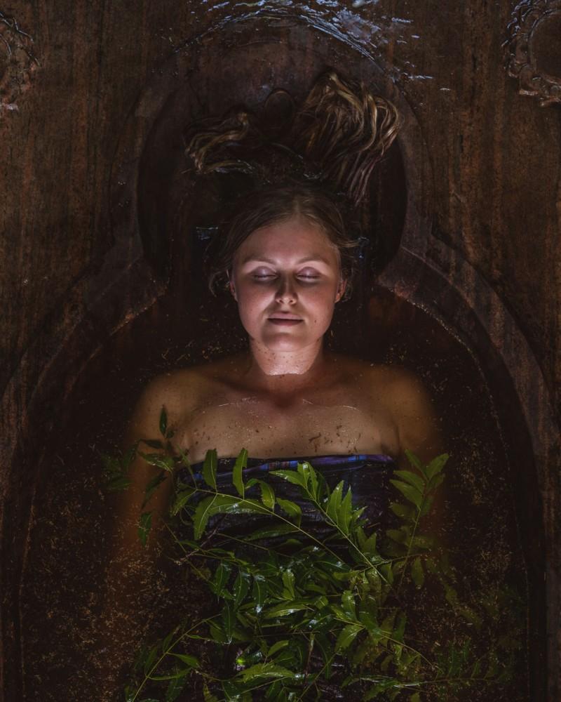 Ayurveda spa & herbal bath - Ulpotha Eco Village - Sri Lanka