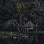 Lake House - Ulpotha Eco Village - Yoga retreat