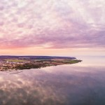aerial-panorama-hjo-lake-vattern-sunset-sweden02
