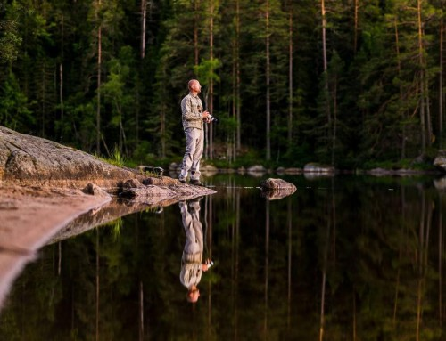 Outdoor photography – Tiveden, Sweden