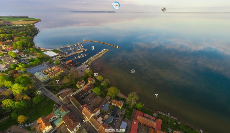 360 virtual tour created by photographer Jesper Anhede