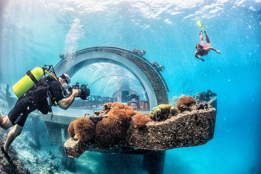 dykning sri lanka