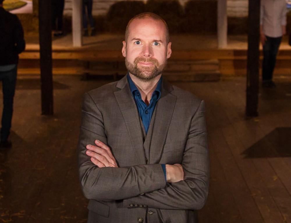 Travel photographer Jesper Anhede