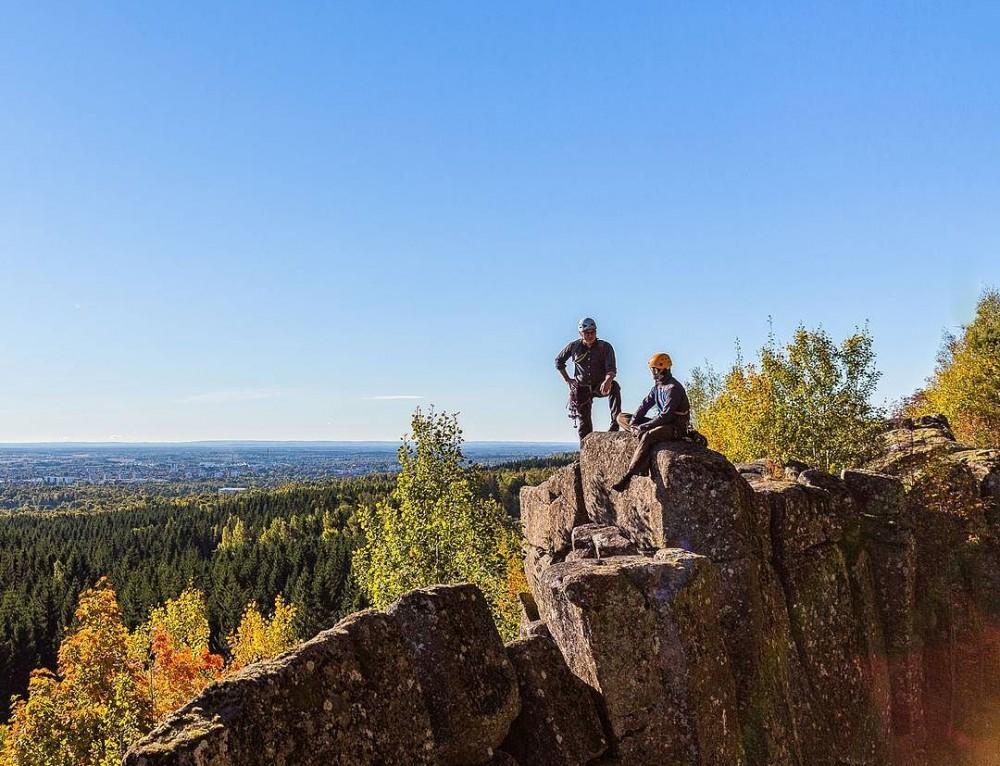 Autumn photography, Skövde, Sweden