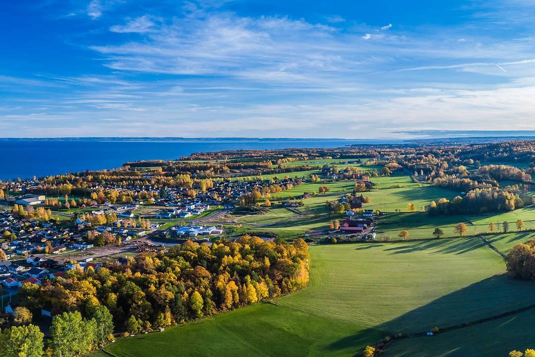 Aerial autumn photo session in Hjo 5bcf992f13b8e