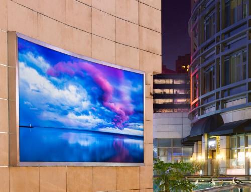 Fotokonst – Gigapixel panorama i offentlig miljö
