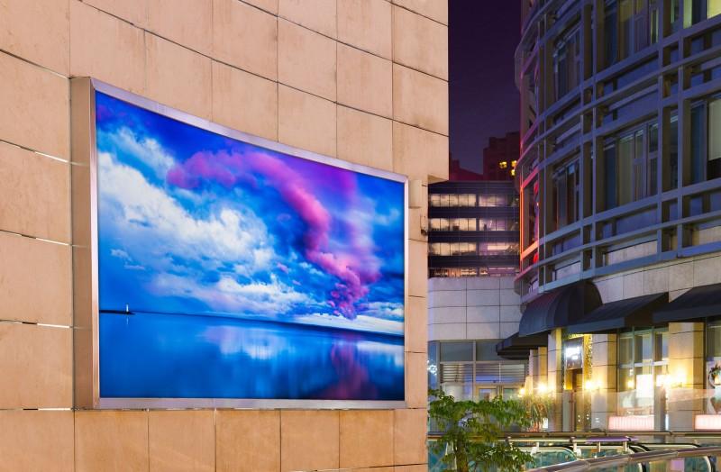 Photo art- Gigapixel panorama - Billboard