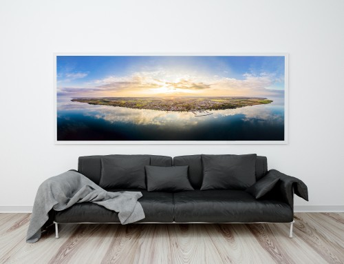 Panorama photo art – Made for Hjo
