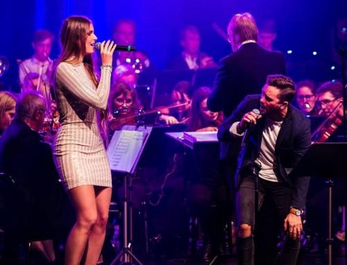 Live concert photo session with Swedish singer-songwriter Cecilia Kallin @ceciliakallin and Erik Segerstedt @eriksegerstedt