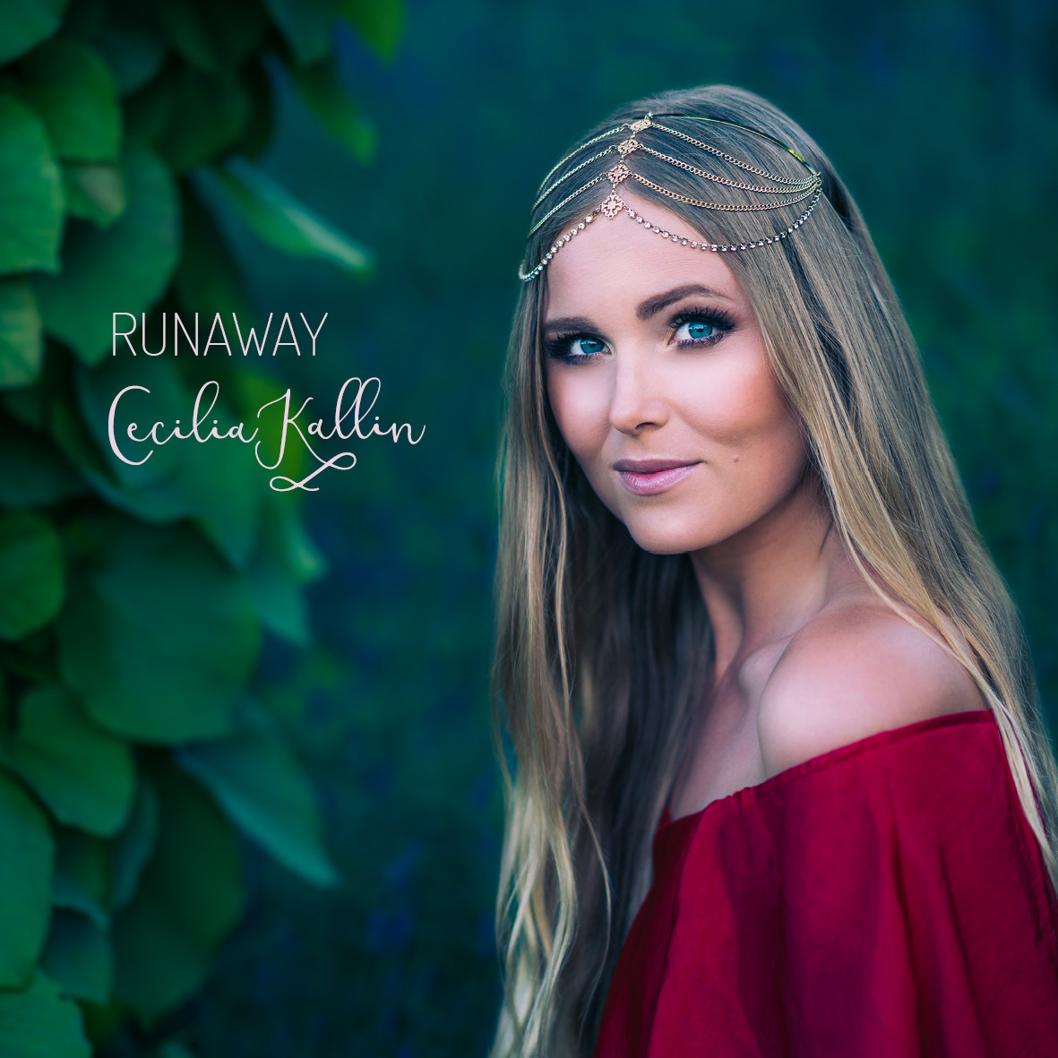 Cecilia Kallin – Runaway – Album cover photographer