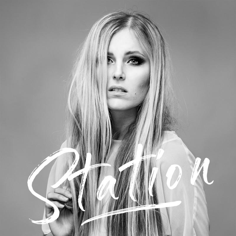 Cecilia Kallin single cover photo - Station