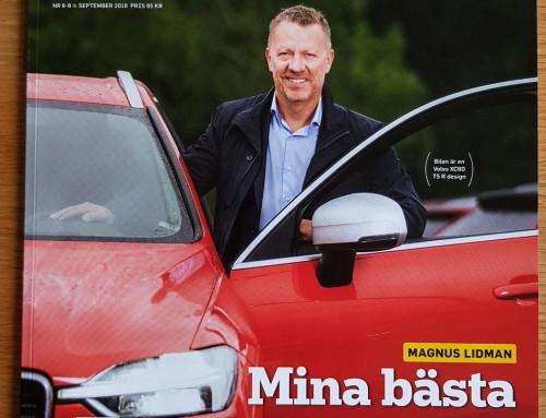 Omslagsfoto – Tidningen Motorbranschen