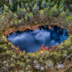 sweden-nature-outdoor-forest-lake-aerial