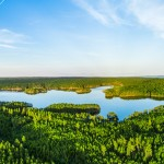 sweden-nature-outdoor-forest-lakes-aerial
