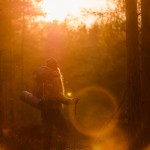 sweden-nature-outdoor-hike-sunset-sunrise-woman-backpack