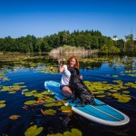 sweden-nature-outdoor-sup-water-dog