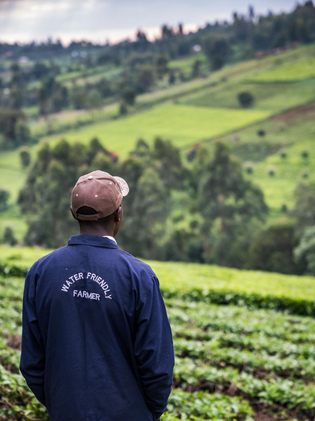water friendly farmer ngo photographer kenya africa