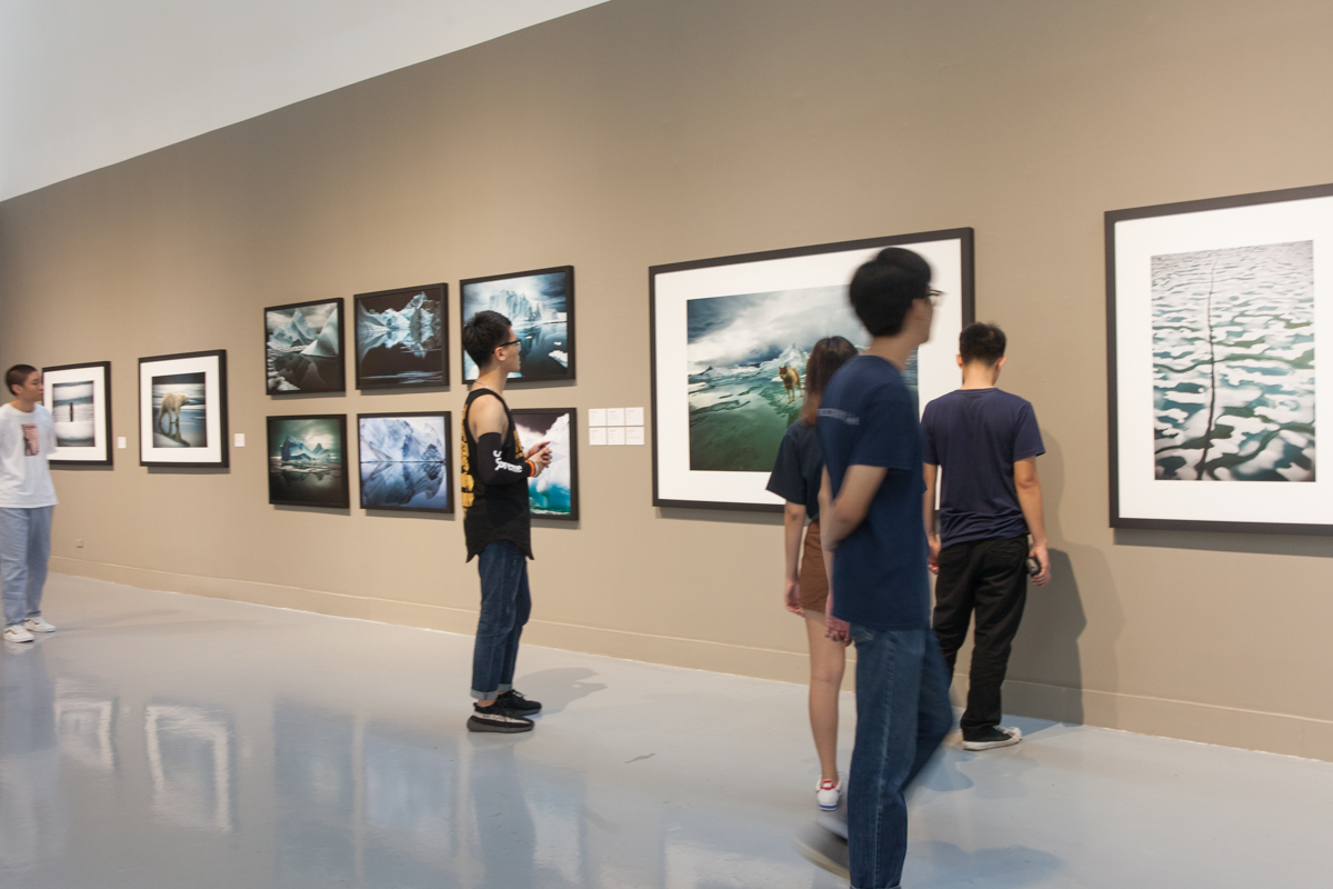 Photo exhibition - Fotoutställning - Jesper Anhede - Beyond the air we breathe - Bangkok, Thailand