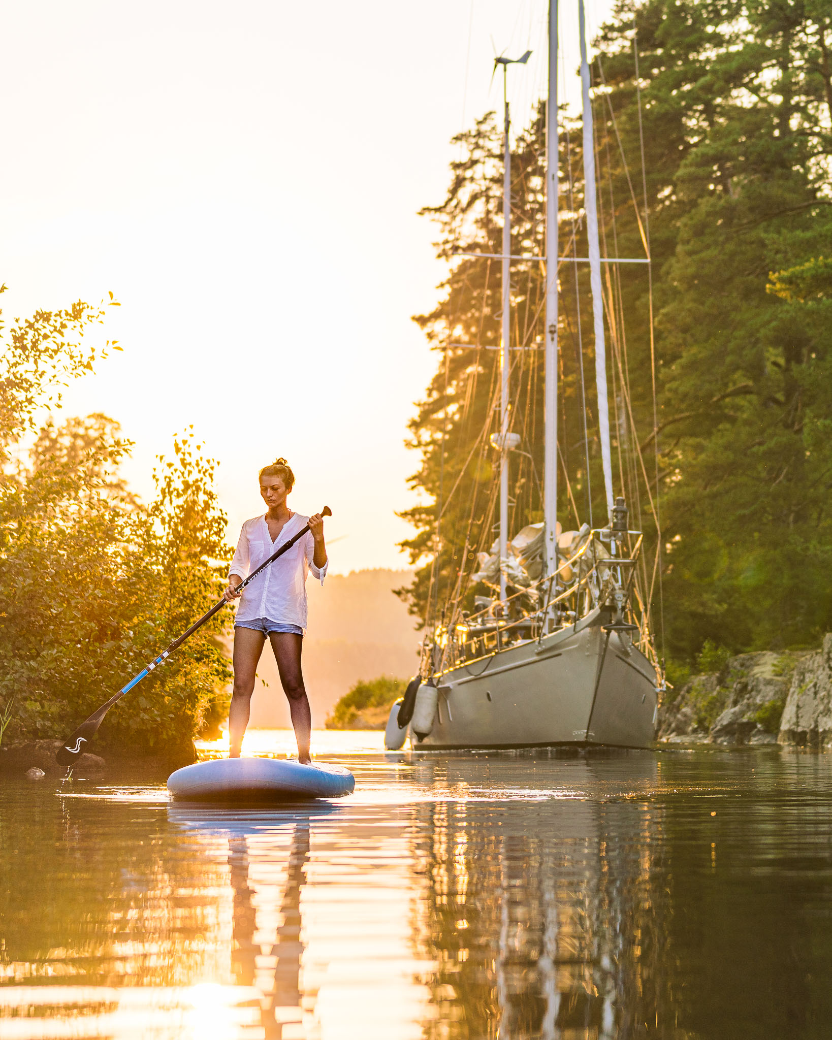 marie-mesi-gota-kanal-sup-boat-standup-paddle-paddla-sverige-forsvik-sweden
