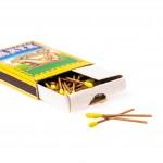 product-photo-mexican-paper-matches-produktfoto-mexikanska-papperstandstickor-nordic-paper