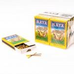 product-photo-mexican-paper-matches-produktfoto-mexikanska-tandstickor-nordic-paper
