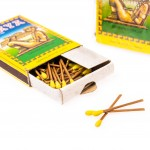 product-photo-mexican-paper-matches-produktfoto-mexikanska-tandstickor-papper-nordic-paper
